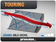 Touring Technology - Sound: MILD GROWL